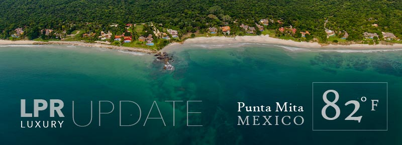 The Punta Mita Resort, Riviera Nayarit, Mexico