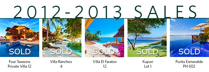 2012 - 2013 Real Estate Sales - LPR Luxury International