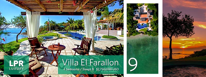 Villa El Farallon 9 - North Shore Puerto Vallarta