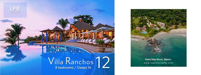 Villa Ranchos 12 - Punta Mita Resort, Mexico