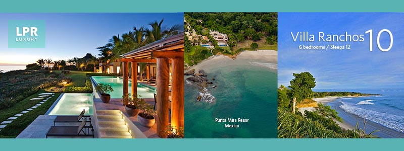 Villa Ranchos 10 - Ranchos Estates, Punta Mita Resort, Mexico