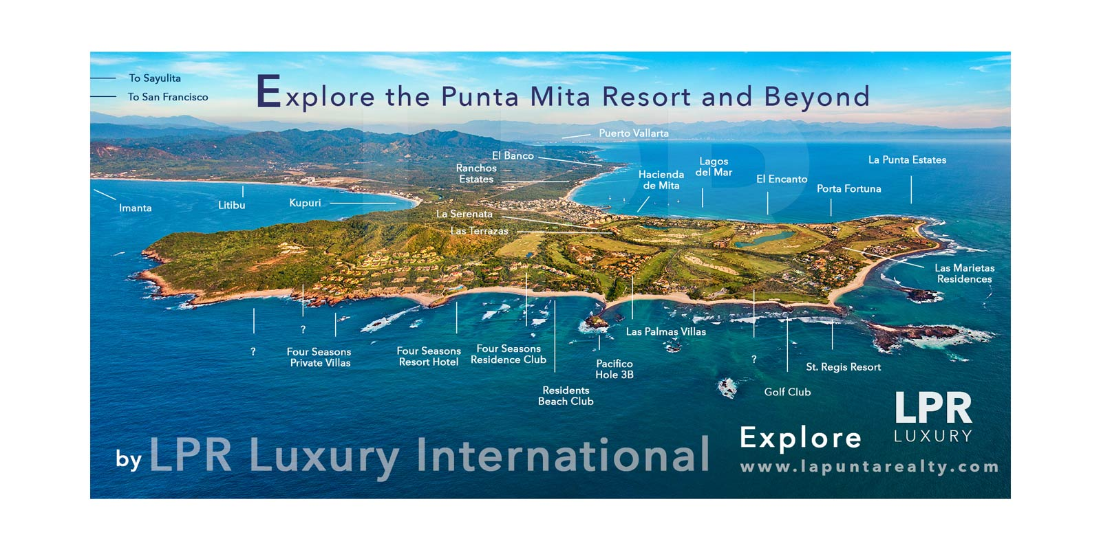explore lpr luxury - the agency in luxury punta mita real estate