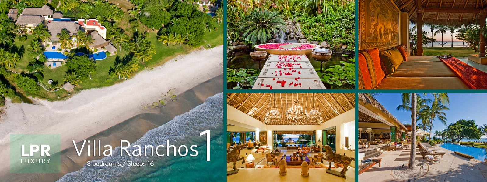 Casa Amore - Villa Ranchos 1 - Luxury Punta Mita Real Estate and Vacation Rentals Villas