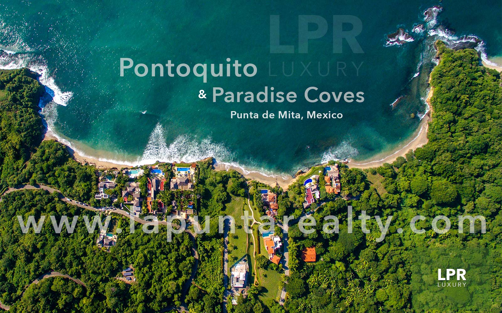 Pontoquito and Paradise Coves - Luxury Punta de Mita Real Estate