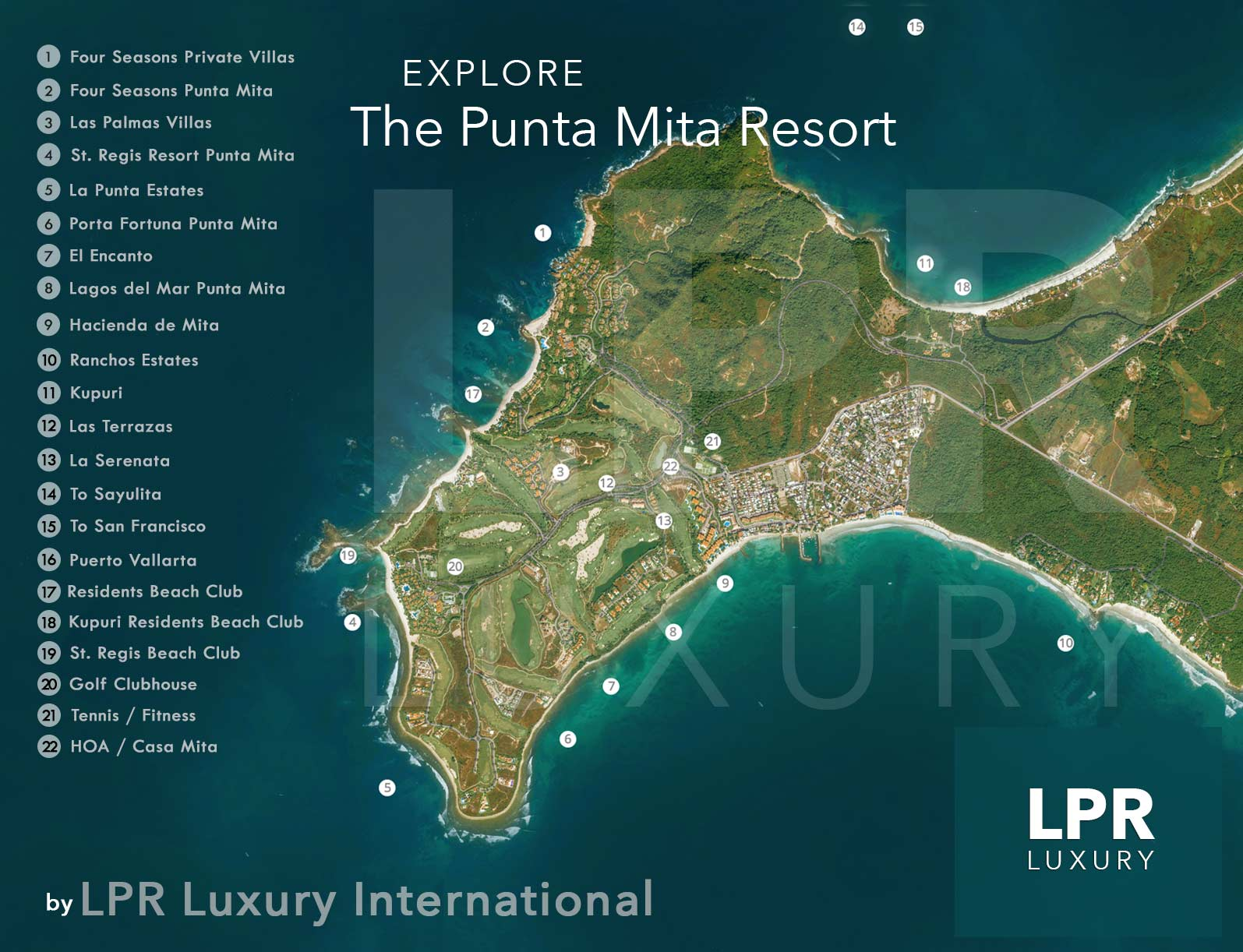 Explore Ultra Luxury Punta Mita Mexico - Vallarta | Nayarit
