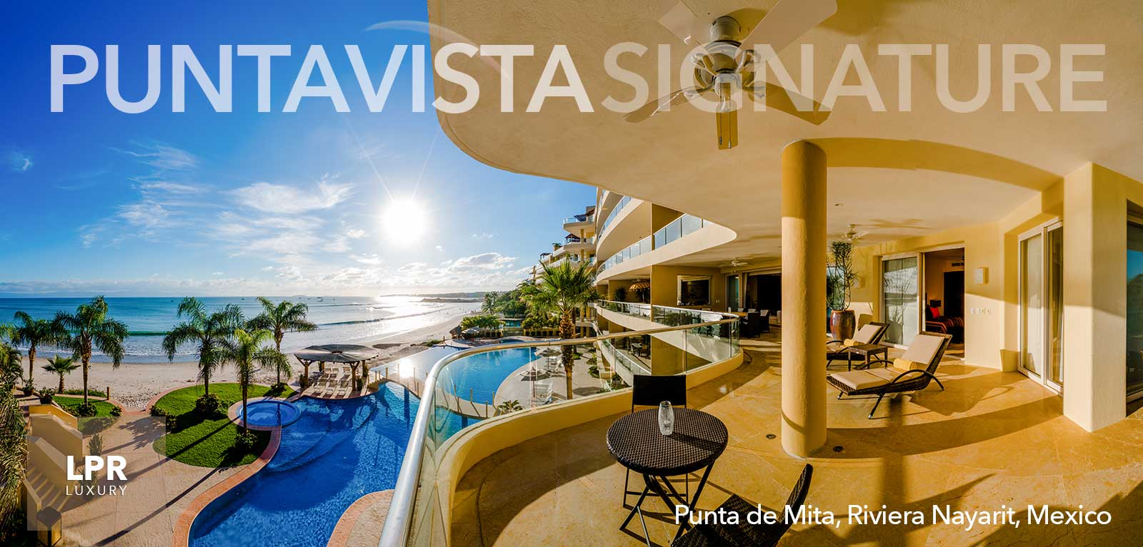 luxury real estate - vacation rentals in puerto vallarta punta