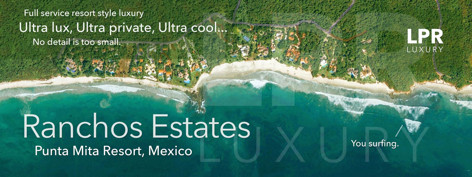 punta mita luxury vacation rentalslpr luxury