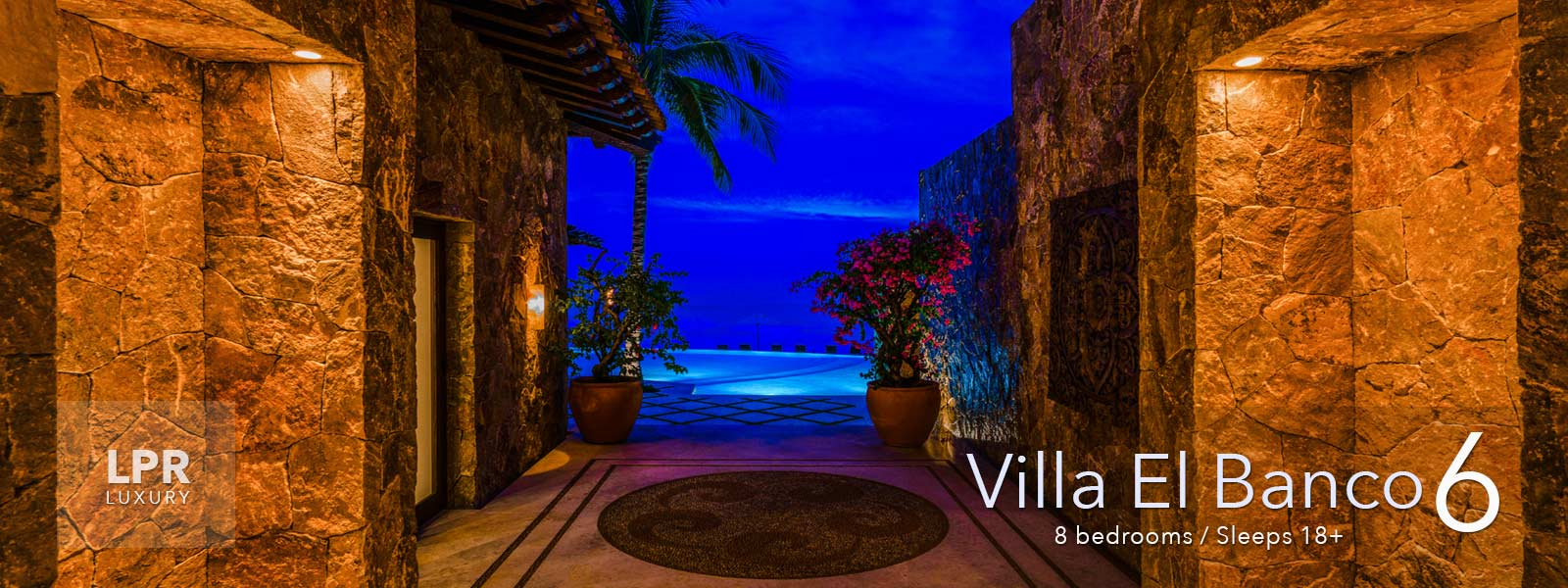 Villa El Banco 6 - Luxury Punta de Mita Real Estate and Vacation Rentals Villa