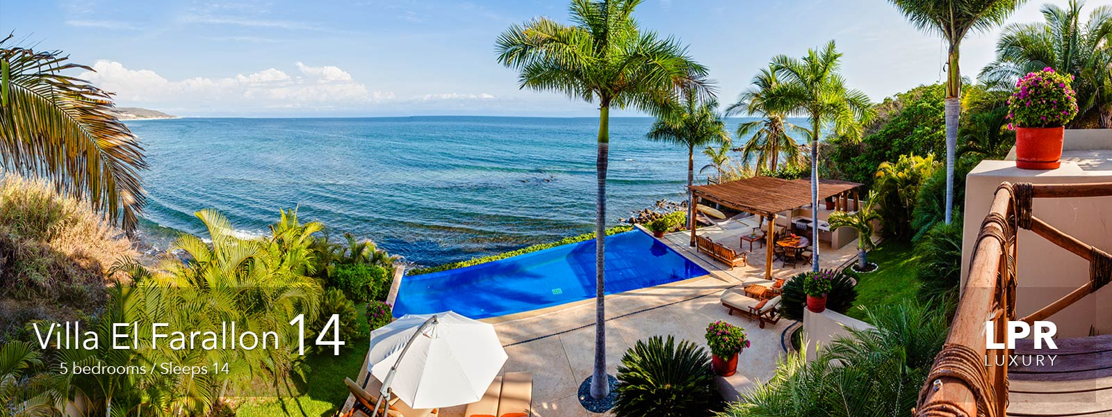 Villa El Farallon 14 - Punta de Mita Luxury Real Estate - Riviera Nayarit, Mexico