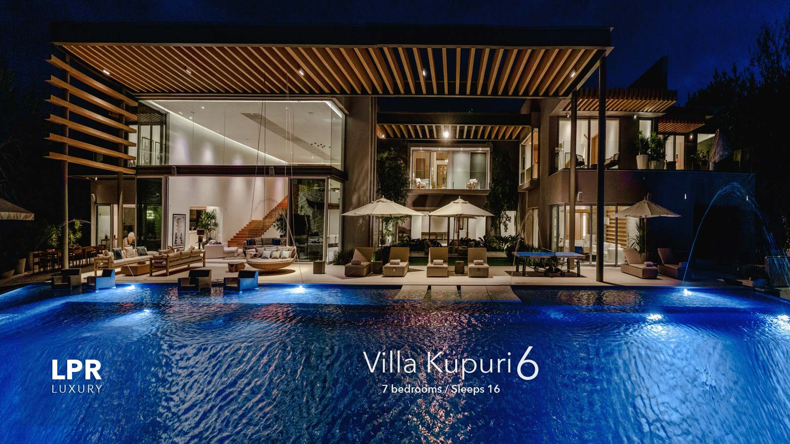Villa Kupuri 6 - Luxury Punta Mita Real Estate and Vacation Rentals Villas