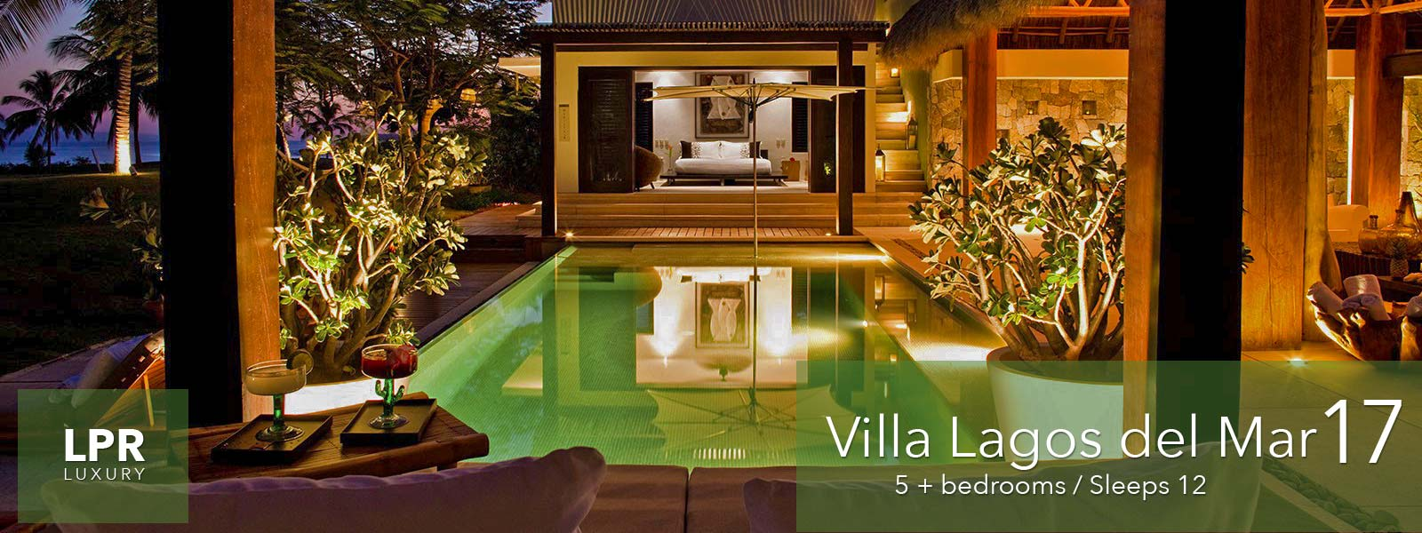 Villa Lagos del Mar 17 - Luxury Punta Mita Real Estate and Vacation Rentals Villas