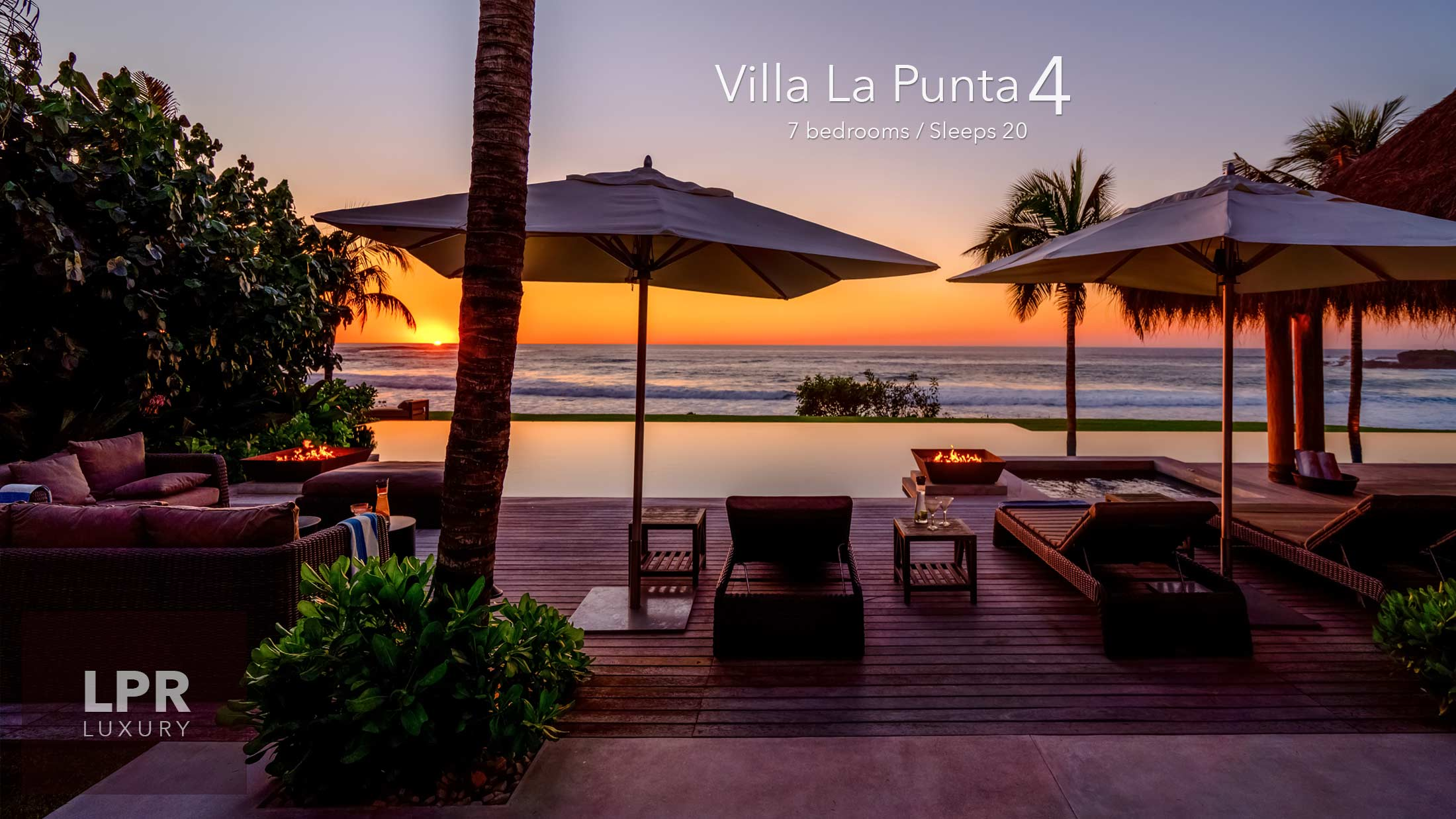 Villa La Punta 4 - Luxury Punta Mita Real Estate and Vacation Rentals Villas