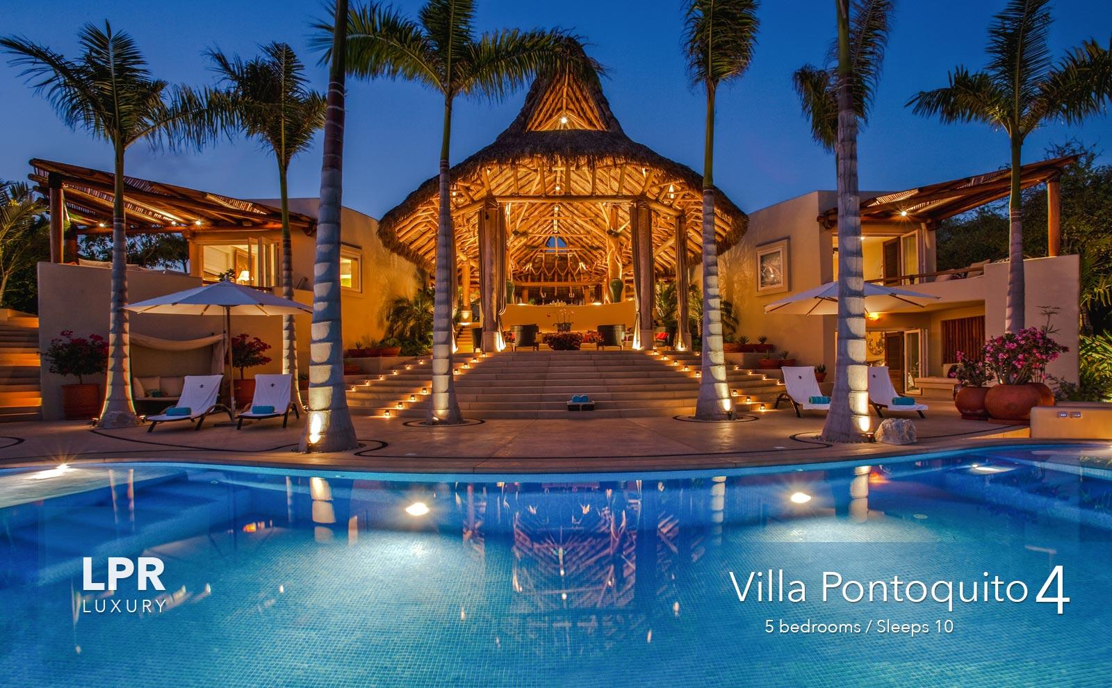 Villa Pontoquito 4   North Shore Puerto Vallarta, Punta De Mita, Mexico