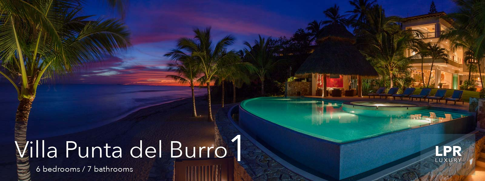 Villa Punta del Burro - Luxury Punta de Mita Real Estate and Vacation Rentals Villas
