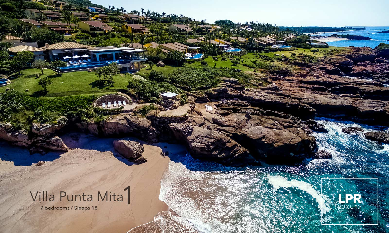 Villa Punta Mita 1 - Luxury Punta Mita Real Estate and Vacation Rentals Villas