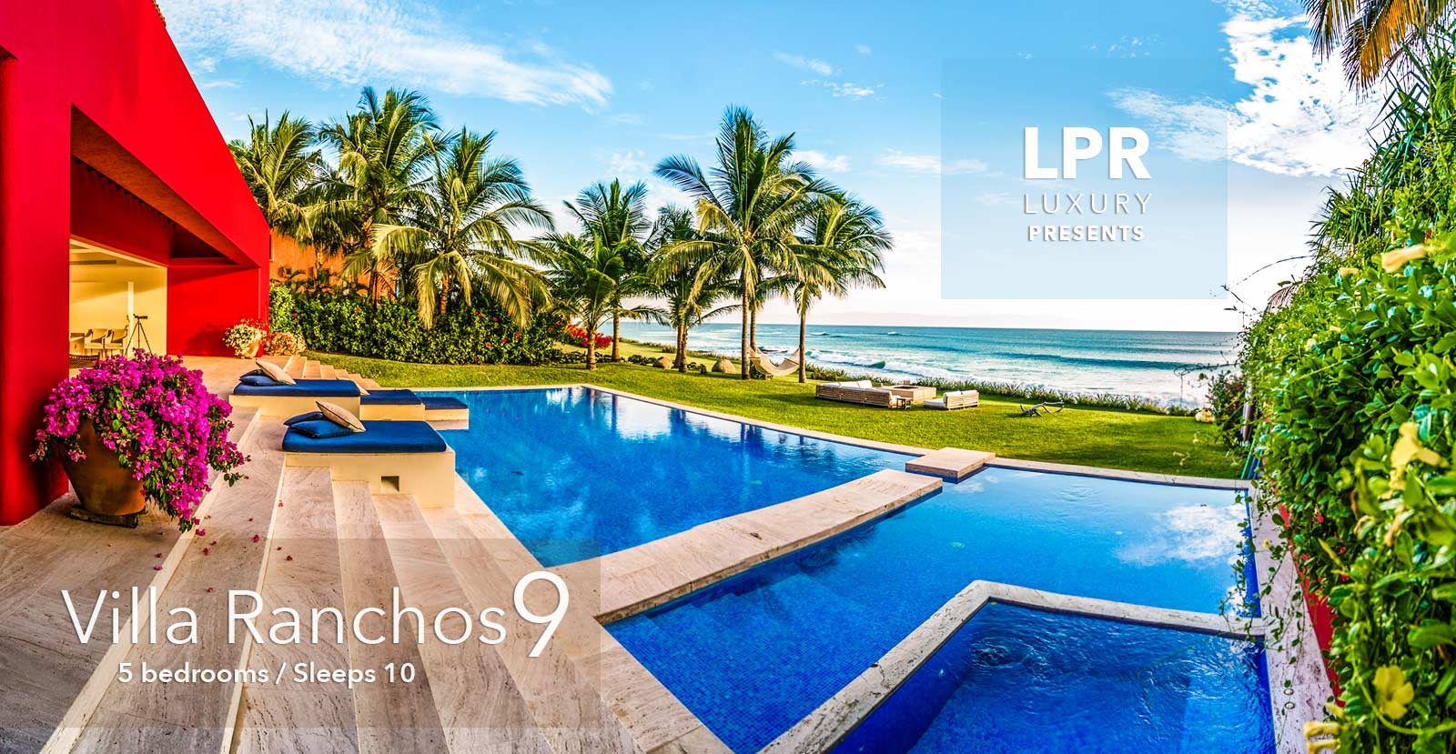 Villa Ranchos 9 - Luxury Punta Mita Real Estate and Vacation Rentals Villas