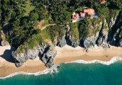 Casa del Cielo - Cliffside oceanfront villa in San Pancho Riviera Nayarit - real estate for sale - vacatin rentals for rent