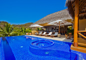 Villa Real del Mar 1 - Luxury Real Estates and Rentals - Punta de Mita  - Riviera Nayarit, Mexico