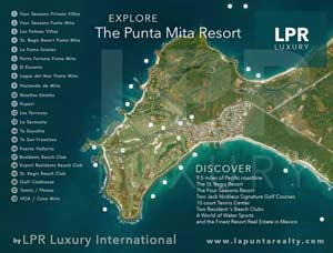Explore the Punta Mita Resort Masterplan Map