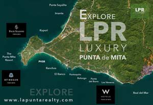 Explore the Punta de Mita peninsula with LPR Luxury - Punta Mita - Mexico