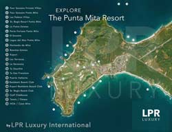 Explore the Punta Mita Resort Master Plan - Puerto Vallarta | Riviera Nayarit - Mexico
