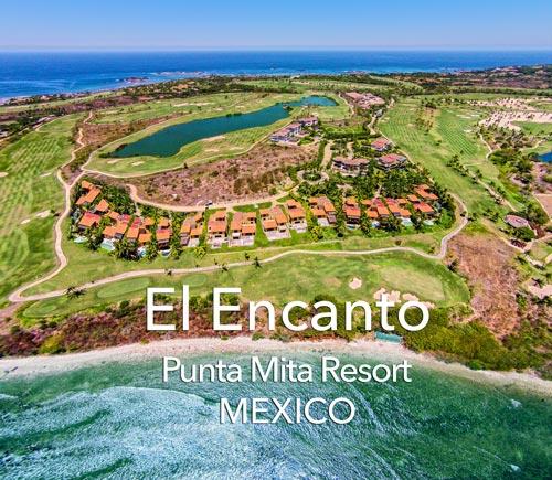 El Encanto, Punta Mita - Mexico