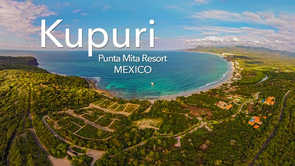 Kupuri Estates, Punta Mita - Mexico