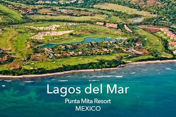 Lagos del Mar, Punta Mita - Mexico