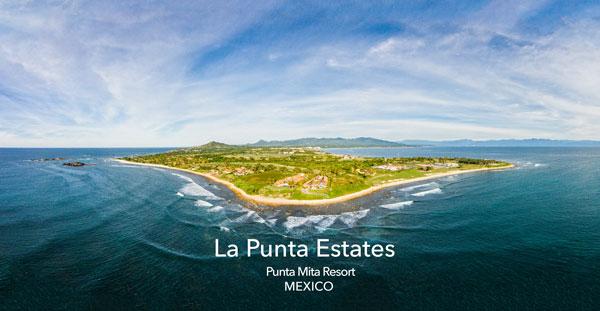 La Punta Estates, Punta Mita - Mexico