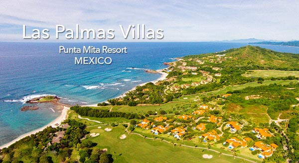 Las Palmas Villas, Punta Mita - Mexico